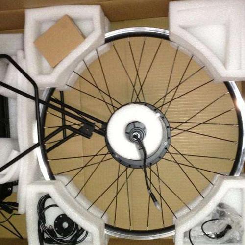 自行车包装
